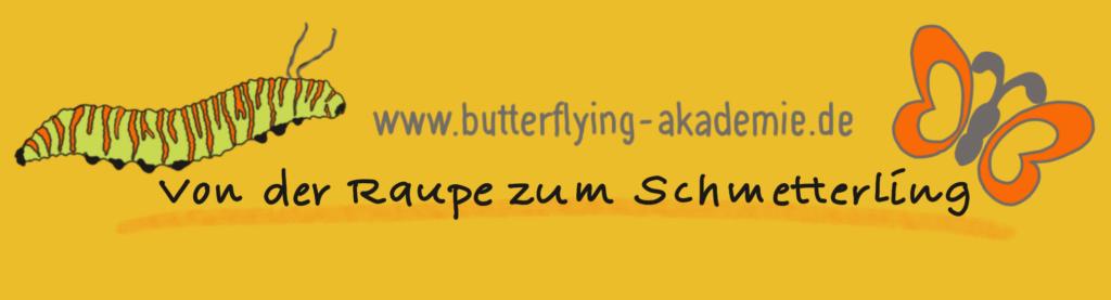 Von der Raupe zum Schmetterling mit deiner Reiseleitung